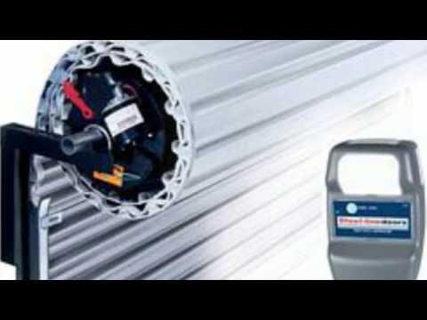 Roll Up Door Motor Wiring Diagram Meyer Snow Plow E60 Garage Opener For Youtube