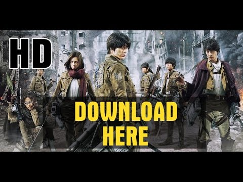 attack on titan part 1 full movie download