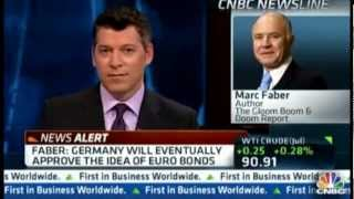 Marc Faber: Odds of World heading into Global Recession by 2013 is 100% certainty (Aug 24, 2012)