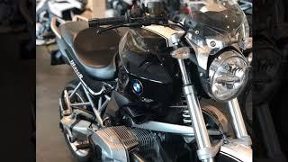 BMW R1200 R - Brevemente 😉