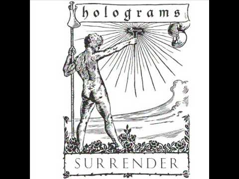 Holograms - Surrender LP (2017)