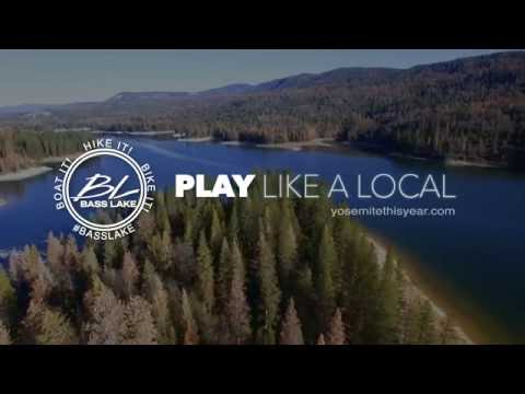 Winter with Greg Aiello - Play Like A Local - Bass Lake, CA
