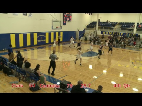 Centralia College Women's Basketball  12-7-2017