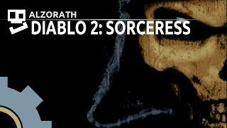Diablo 2 : Lord of Destruction [1]: Feeling Frosty [ Sorceress | Gameplay | Classics ]