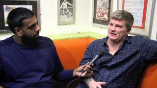 RICKY HATTON BREAKS DOWN TERRY FLANAGAN v DIEGO MAGDALENO & LIAM SMITH v JOHN THOMPSON