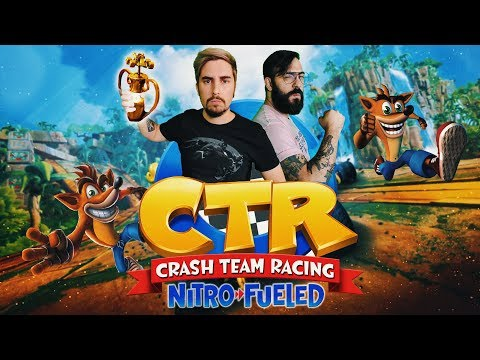 Crash Team Racing Nitro Fueled | MARIO KART NO EXISTÍS