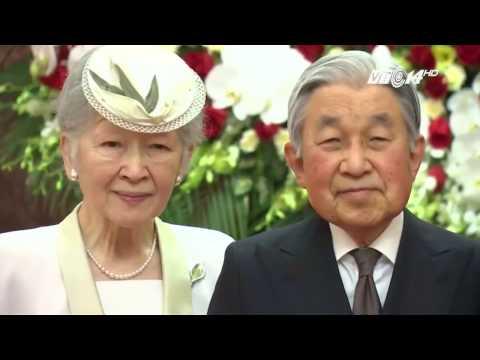 (VTC14)_ Nhật hoàng Akihito và chuyến thăm Việt Nam mang ý nghĩa lịch sử