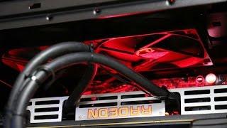 BitFenix Colossus Micro Build - i7-4790K / R9 295X2