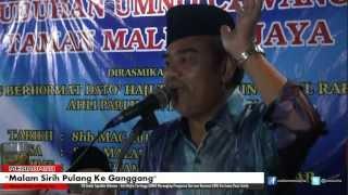 340 Ahli PKR Felca Seberang Perak Masuk UMNO