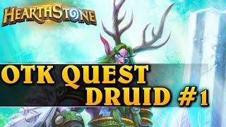 OTK QUEST DRUID #1 - Hearthstone Decks std