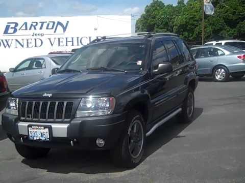 2004 Jeep Grand Cherokee Laredo Freedom Edition - YouTube