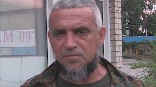 Украина.Ветеран чеченской войны