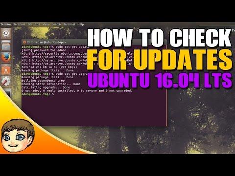 Ubuntu show updates history