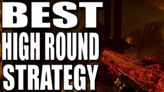 "BEST High Round Strategy on Shadows of Evil (Rounds 30+ EASY) ""Black Ops 3 Zombies"""