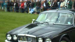 Classic vintage Jaguar car Jaguar Enthusiasts Club International Jaguar Weekend 2012