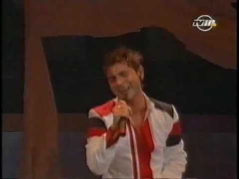 Fabrizio Faniello - I Do - Performance 2 - Malta Song For Europe 2006