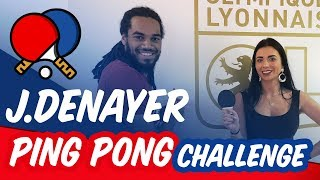 PING-PONG Challenge  Jason   OL By Emma