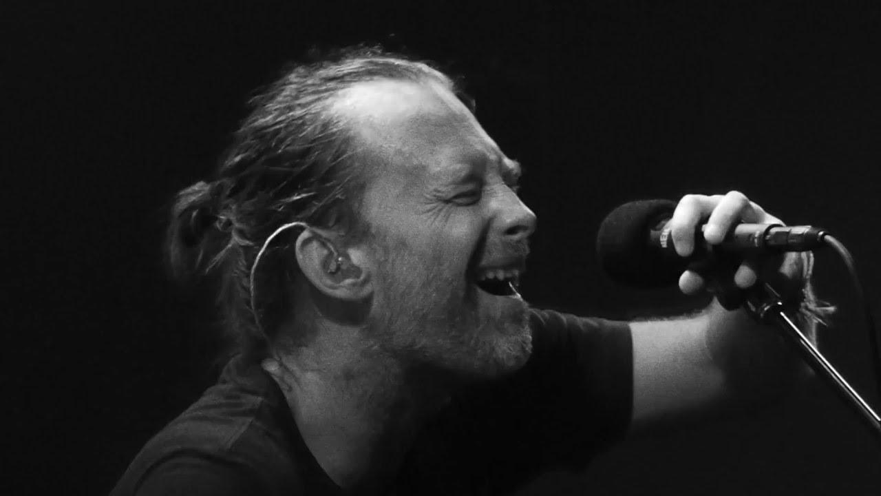 Radiohead Lotus Flower 20 May 2016 Heineken Music Hall Amsterdam