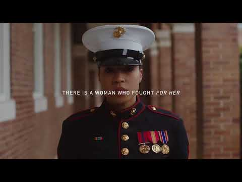 100 Years of Women in The Marine Corp