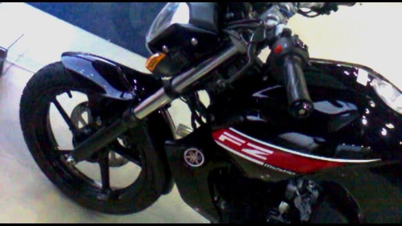 Yamaha Fz16 New Model Youtube