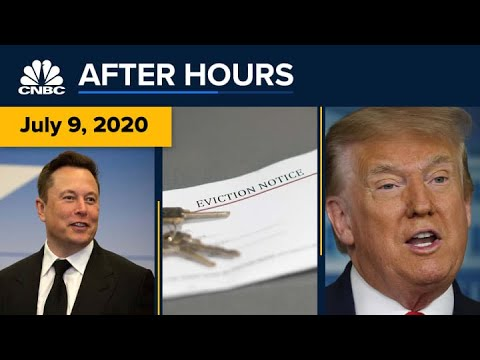 """The """"Elon Musk Effect"""" sends electric vehicle stocks higher: CNBC After Hours"""
