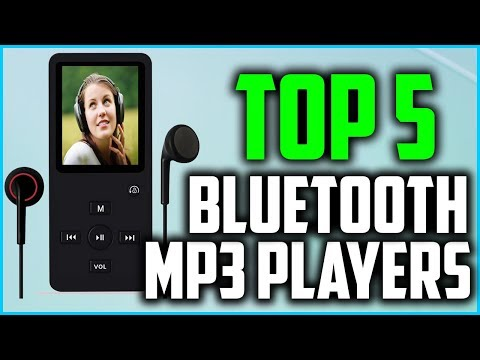 The 5 Best Bluetooth MP3 Players In 2019