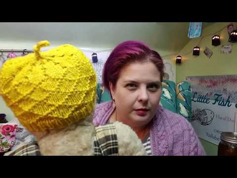 Little Fish Stitches Episode 20 - Definite Wool Piggery
