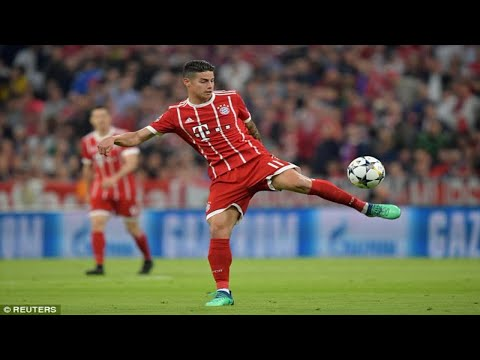 James Rodriguez proved he's much more than a Real Madrid reject against his parent club... the