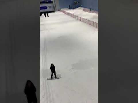 Cable in ski dubai 2019