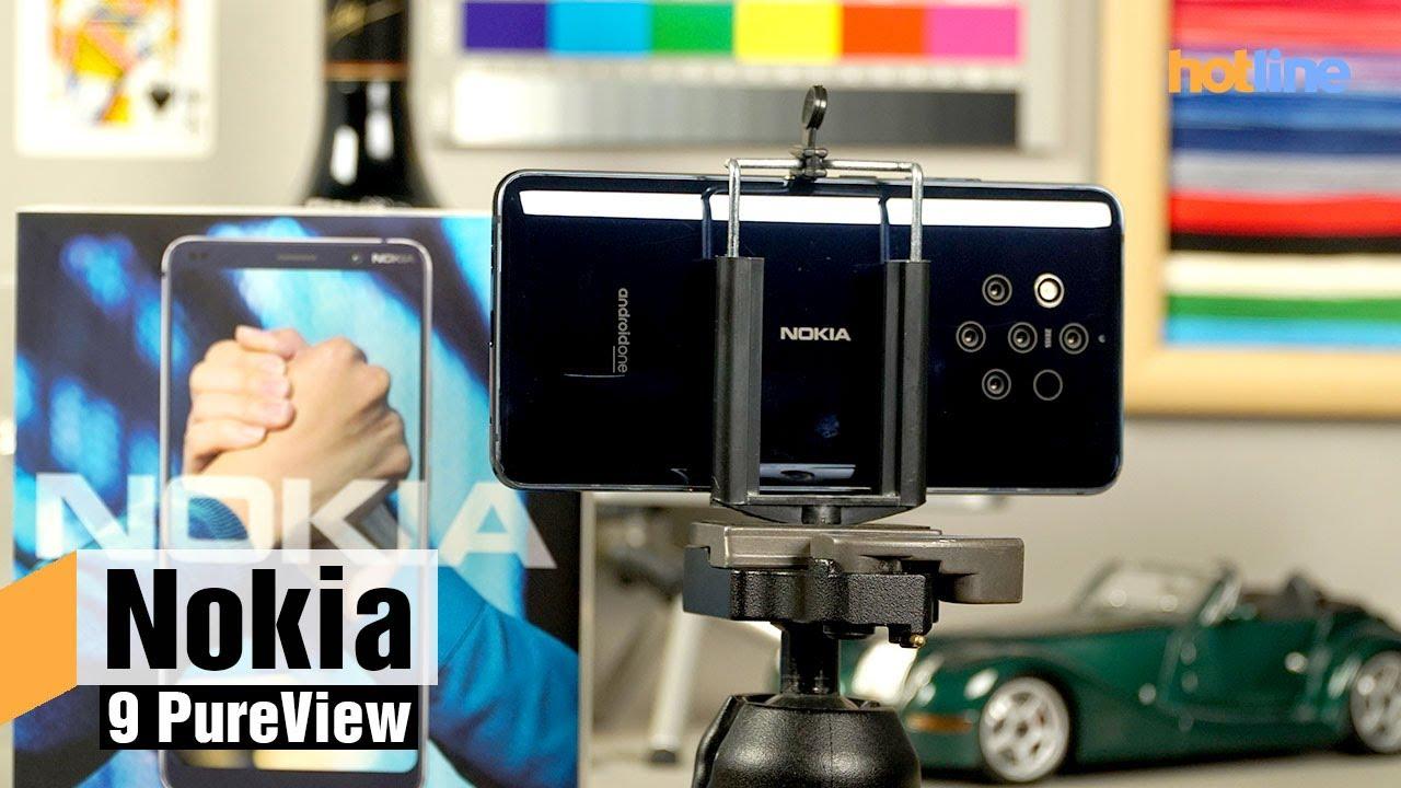 Nokia 9 PureView — так ли нужно столько камер?