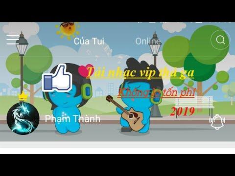 Hướng dẫn hack vip nhạc của tui (hack vip nhaccuatui) VIDEO HD 720