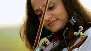 Beyond Time | Roopa Revathi | Violin Cover | Shreya Ghoshal | M Jayachandran