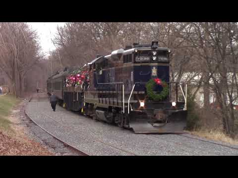 The Colebrookdale Railroad - A Secret Valley Expedition