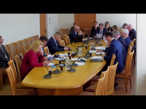2019-03-13 Švietimo ir mokslo komiteto posėdis