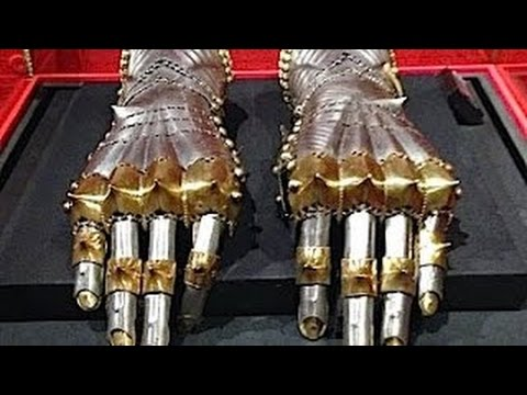 impossible statues/ jewelry ancient technology
