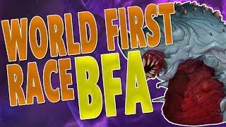 BfA World First Race | Method v Limit | Mythic Uldir Raid Summary - WoW: Battle for Azeroth