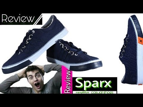 Sparx running shoes - YouTube