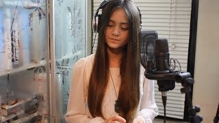 """Say Something"" A Great Big World & Christina Aguilera (Cover by Jasmine Thompson)"