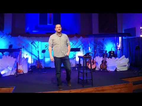 Cold Springs Church, Easter Sermon, 2018