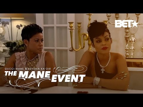 The Gucci Mane Keyshia Kaoir Wedding Planner Live Stream