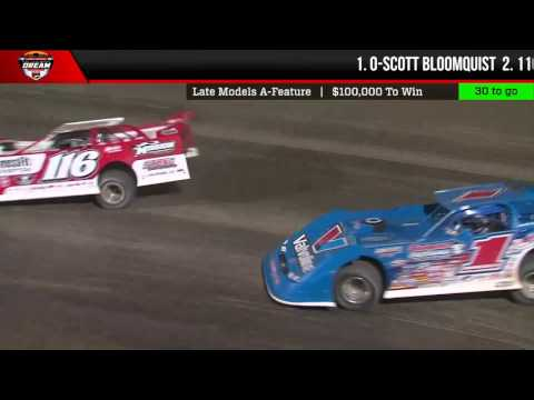 6.10.17  |  23rd Annual Dirt Late Model Dream  |  Feature Highlights