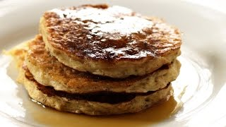 Oatmeal pancakes recipe healthy