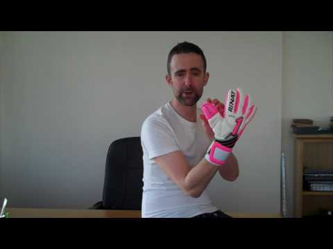 Rinat Roll Tech 2.0 Professional Goalkeeper Gloves - Preview Video