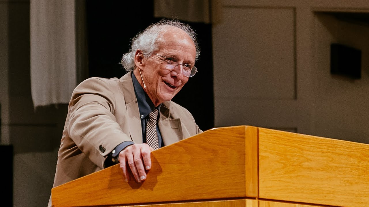The Key to Simultaneous Sorrow and Joy – John Piper #1