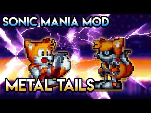 Metal Tails Mod Fight Descargar Mod Metal Tails