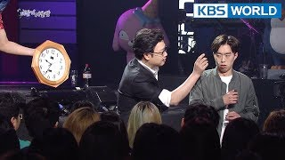 Pigeon Magic Troupe | 비둘기 마술단 [Gag Concert / 2018.04.21]