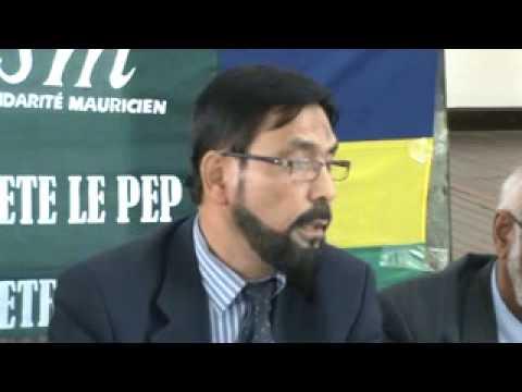 FSM Conference de presse 13 06 2014