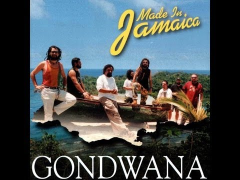 Gondwana - Made in Jamaica (Disco Completo - Full Album - 2002)