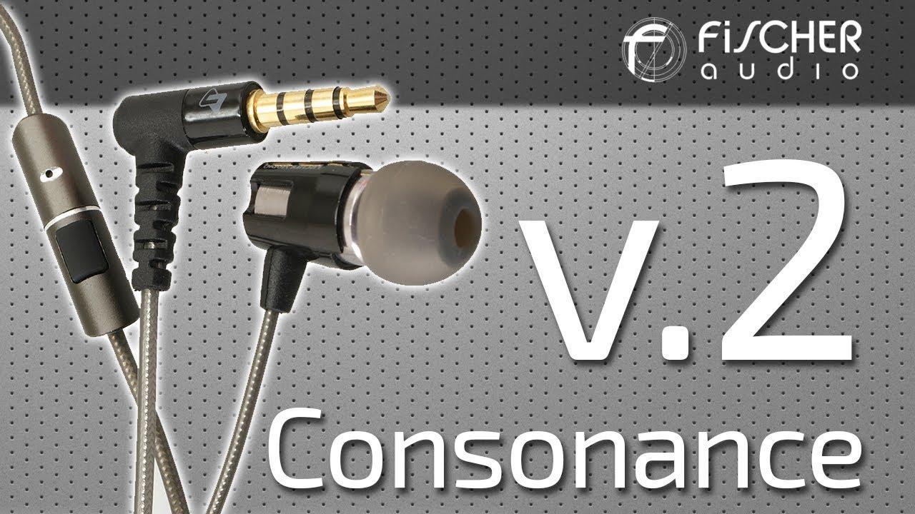 Fischer Audio Consonance v.2 Orange