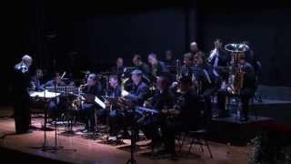 """Recorda Me"" - Joe Henderson / Eric Richards (Lebanese Conservatory Big Band)"